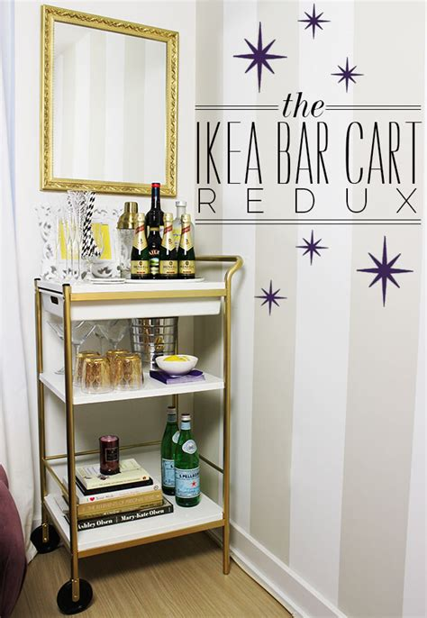 Home Depot Design Your Own Bathroom the ikea bar cart redux ren 233 e reardin