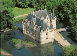 chateau d窶兮zay le rideau