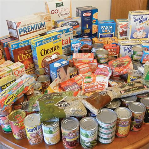 Kitchen Food Items List by Donate
