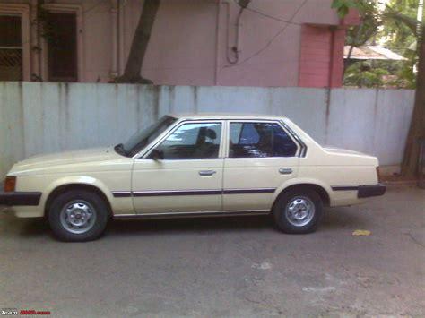 1983 toyota corona 1983 toyota corona team bhp