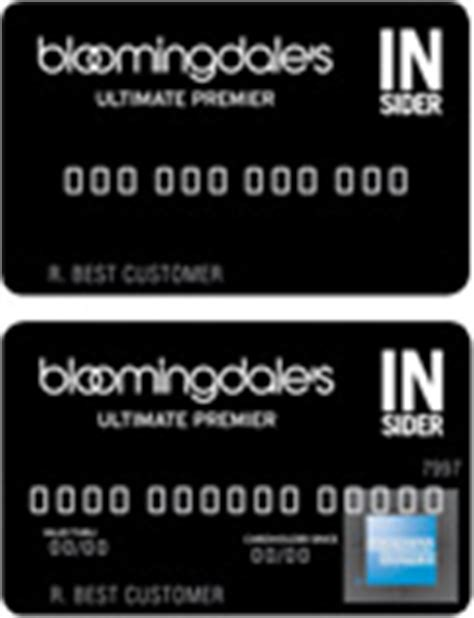 Bloomingdales Gift Card Balance - bloomingdales insider credit card credit cards