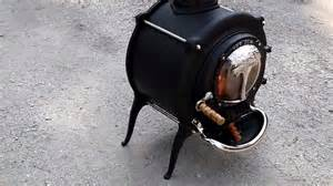 Fireplaces Outdoor Wood Burning - the first british elm wood stove july 2011 youtube