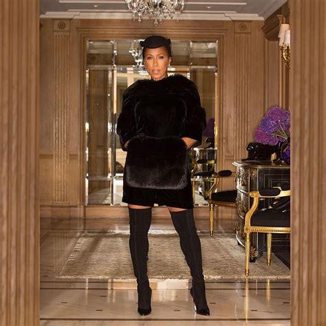 wardrobe breakdown marjorie harvey at fashion week