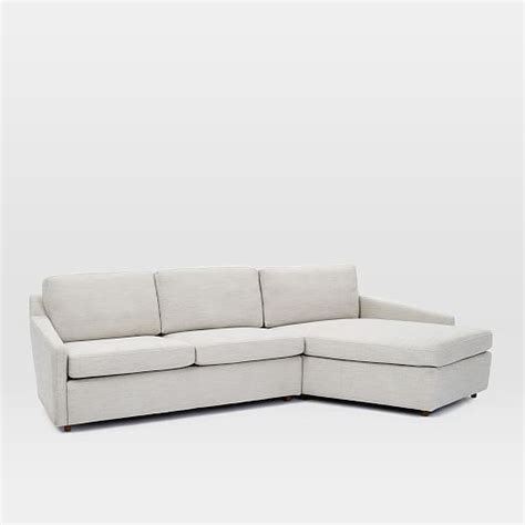 west elm chaise outdoor trapez 2 chaise sectional west elm