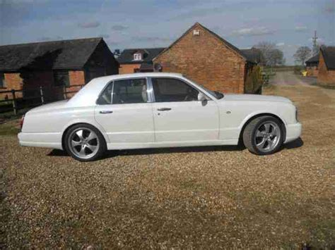 bentley arnage white bentley white arnage 4 4 might swap px swop car for sale