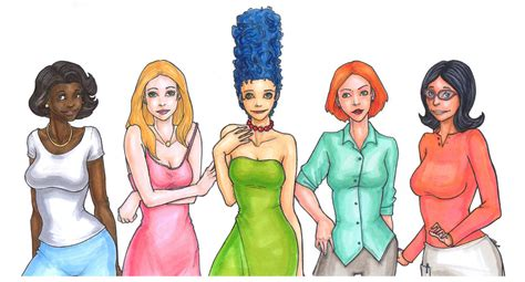 Kaos Comic Book 13 foxy mamas by doodoostew on deviantart