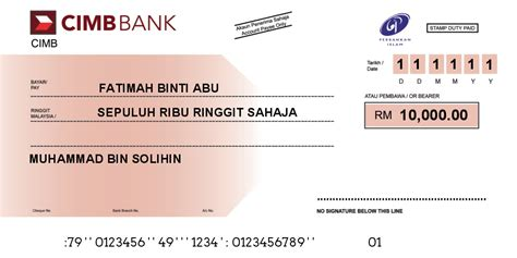 mock cheque template download choice image templates