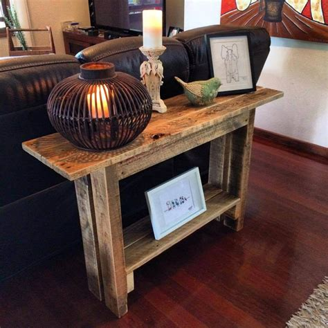sofa table behind couch 125 awesome diy pallet furniture ideas page 5 of 12