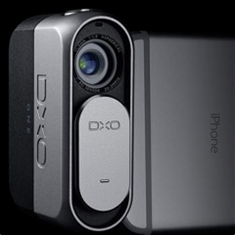 the dxo one wants to turn your iphone 6 into a dslr camera
