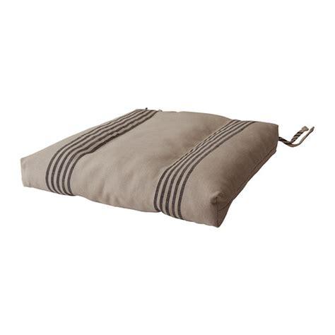 ikea cuscini sedie ullamaj cuscino per sedia beige nero ikea