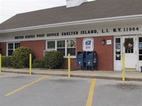 Island Heights Post Office by Shelter Island Post Office Archives Shelter Island Reporter