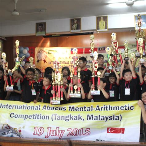 International Abacus Mental Arithmetic Competition