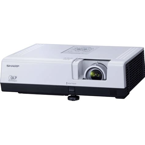 Projector Xga sharp pg d2510x xga dlp projector pg d2510x b h photo