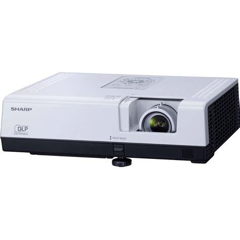 Proyektor Sharp sharp pg d2510x xga dlp projector pg d2510x b h photo