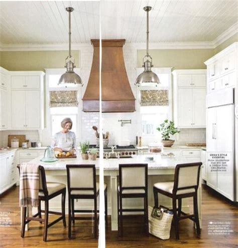 Ikea Kitchen Island With Seating copper range hood cottage kitchen urban grace interiors