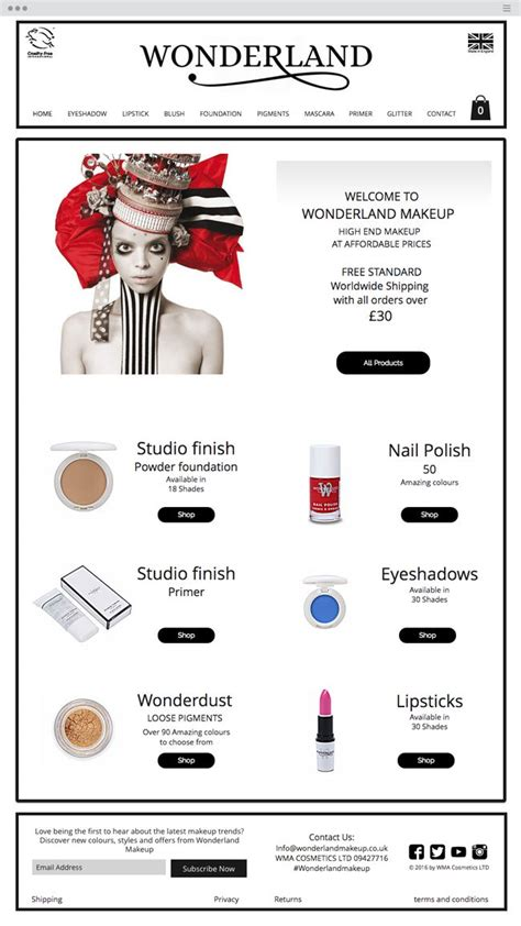 health beauty website templates online store wix 1000 images about killer wix html5 websites on pinterest
