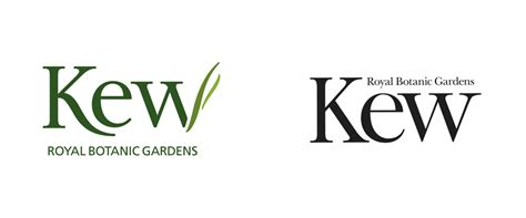 Brand New New Logo And Identity For Royal Botanic Gardens The Royal Botanic Gardens Kew