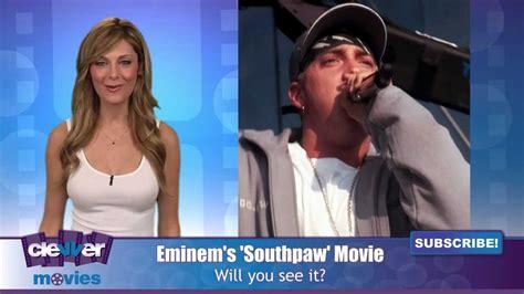 eminem movie boxing eminem s southpaw boxing movie back on track youtube