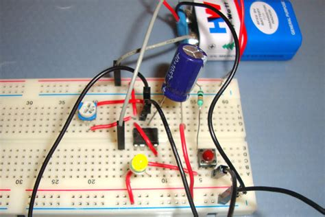 1 minute 5 minute 10 minute and 15 minute timer circuit