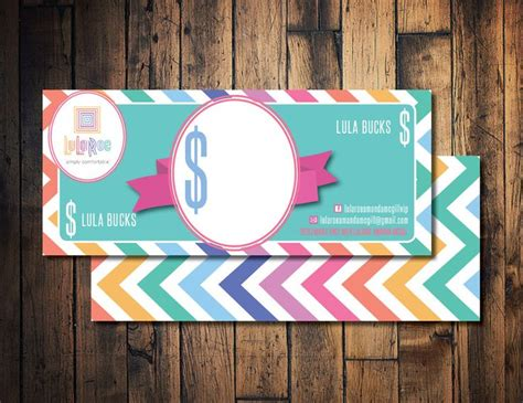 lula roe business card template lula roe lula mula lula bucks printable lula