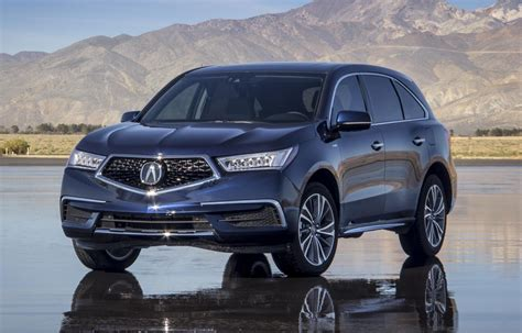 Acura New 2020 by New 2020 Acura Mdx Release Date Price Review Engine