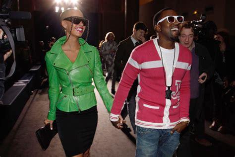 Fashion Week Kayne 2 by Coupled Up Kanye West Do Fashion Week 2009