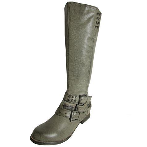 not boots not parliament zip up calf boots womens shoes ebay