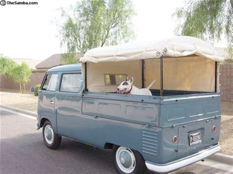 vw cer awnings for sale thesamba com vw classifieds busware canopies tonneaus
