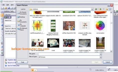 cara membuat brosur untuk catering cara membuat brosur menggunakan microsoft office publisher