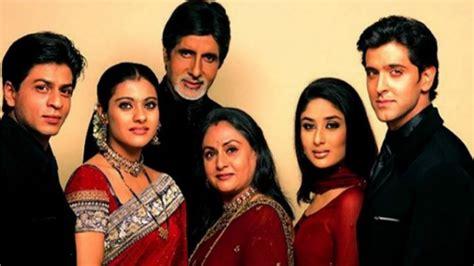 film india kabhi khushi kabhi gham kabhi khushi kabhie gham turns 16 karan johar revives