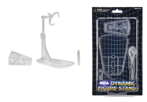 8 figure display neca dynamic figure display stand fits most 5 quot 10