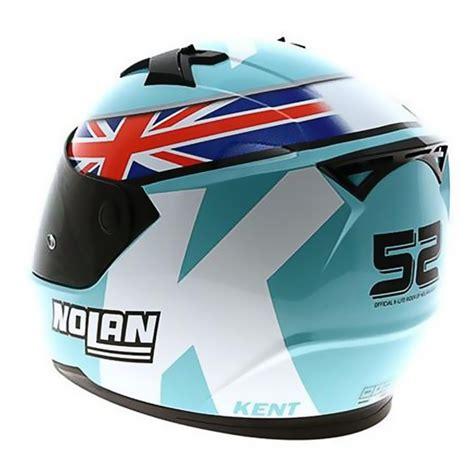 Helm Nolan N64 D Kent Aquamarine capacete nolan n64 gemini r 233 plica d kent aquamarine