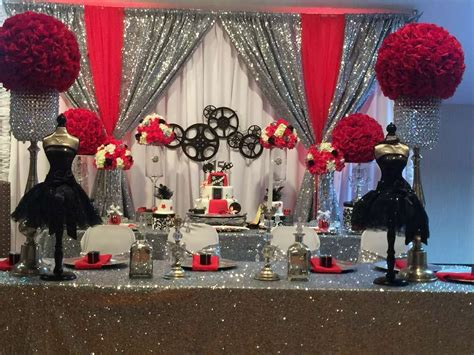 quinceanera themes hollywood hollywood quincea 241 era party ideas sweet 16 birthdays