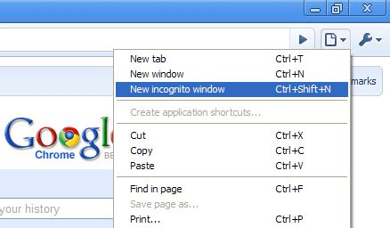 enable private browsing in google chrome – better host review