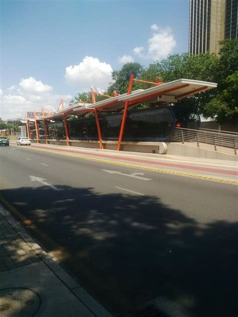 see pics of south africa s brt stops and roads in joburg politics nigeria