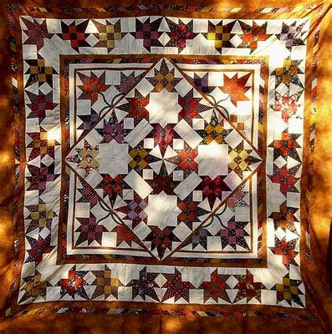 Fall Leaves Quilt Pattern by Autumn Quilt Leaves Quilt Antiques Quilt Quilt Patterns