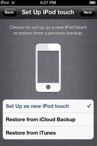 reset ipod online ipod touch 5g 4g backup password not working how to