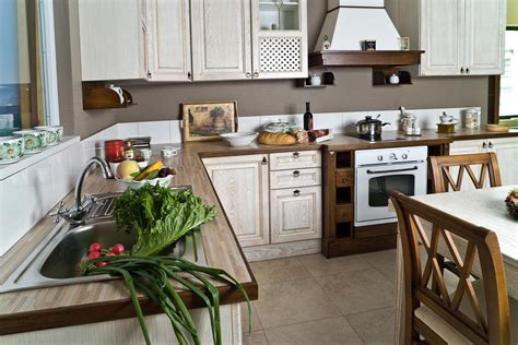 küchenzeile landhausstil günstig k 252 chen landhausstil l form dockarm