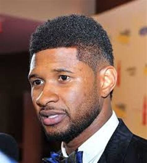usher hairstyle 2015 usher mohawk fade haircut for black men 2015 men s