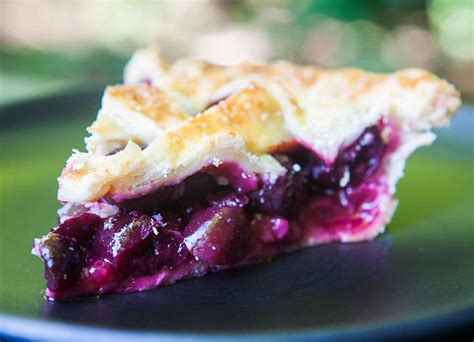 sweet cherry pie recipe simplyrecipescom