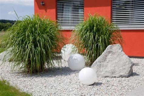 Terrassengestaltung Mit Steinen by Gartengestaltung Mit Steinen Und Gr 228 Sern Modern