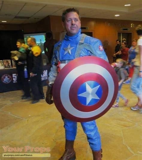 Captain America Wardrobe by Captain America The Avenger Starfest 2014 Replica
