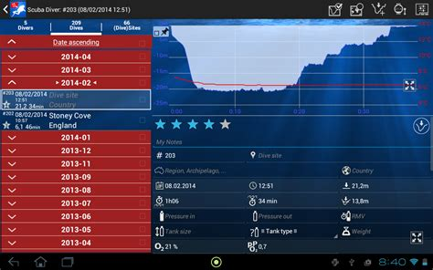dive app divemate scuba dive log android apps on play