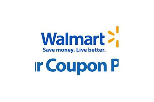 explain walmart coupon policy
