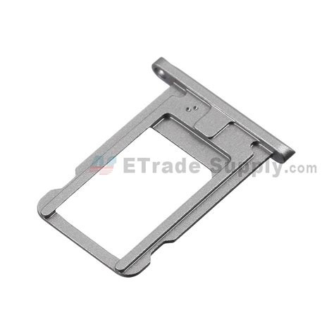 Sim Tray Tempat Dudukan Sim Card 5 Air Simlock 905256 905264 apple air 2 sim card tray gray etrade supply