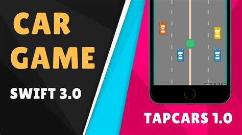 construct 2 car game tutorial ios swift game tutorial part 2 make car game using