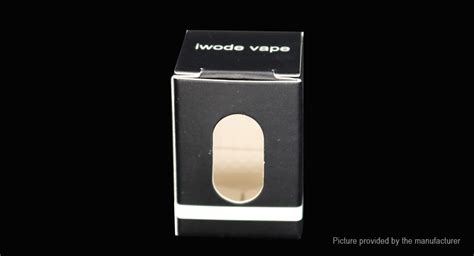Glass Mage Replacement 1 57 iwodevape replacement glass tank for coilart mage