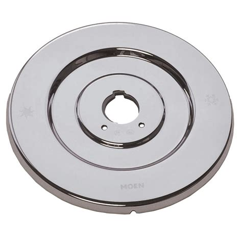 Shower Faucet Trim Plate by Moen Chateau Escutcheon For Single Handle Tub And Shower