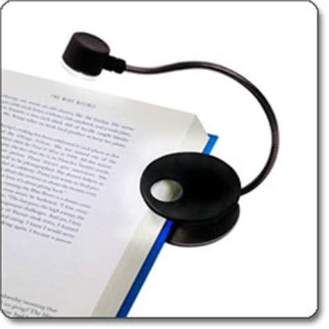 Lightwedge The Energy Efficient Reading Light by Lightwedge Flex Neck Reading Light Soft Touch Black