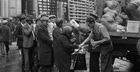 great depression soup kitchens quotes